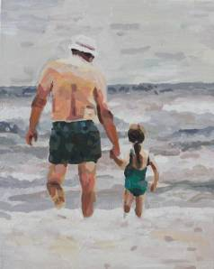Grandpa-and-Granddaughter-at-the-Beach